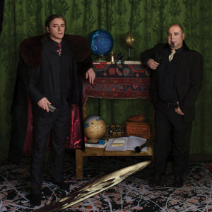 Teho Teardo and Blixa Bargeld – Nerissimo