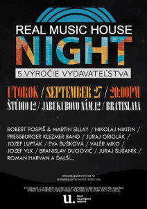 real-music-house-night