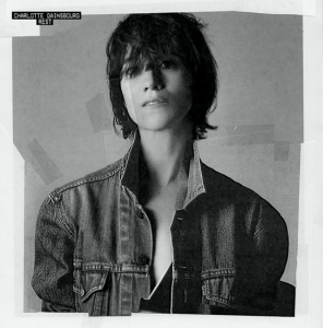 Charlotte Gainsbourg- Rest