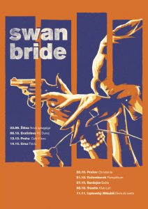 Swan Bride Tomelines Tour