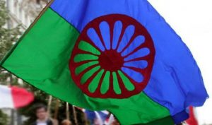 Rómska vlajka