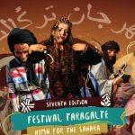 TARAGALTE, FESTIVAL SAHARSKEJ KULTÚRY