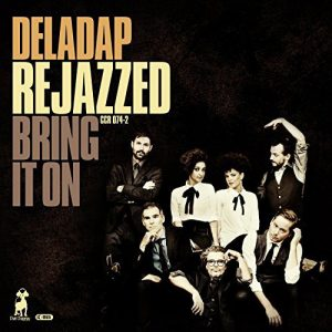 DelaDap - Rejazzed