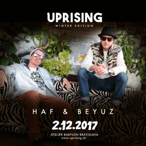 Haf & Beyuz - Uprising 2017