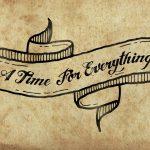 DOMÁCA SKUPINA DIEGO ZVEREJNILA SINGEL A TIME FOR EVERYTHING