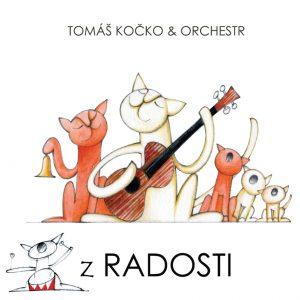 Tomáš Kočko z radosti
