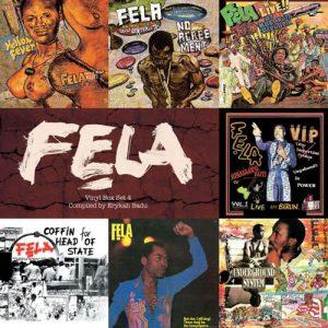 Fela Kuti – Vinil Box Set