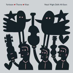 YORKSTON THORNE KHAN CD