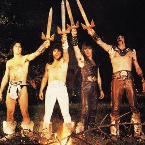 Mannowar 1983