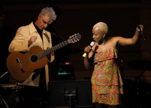 David Byrne + Angelique Kidjo