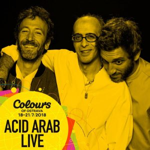 Acid Arab - Colours
