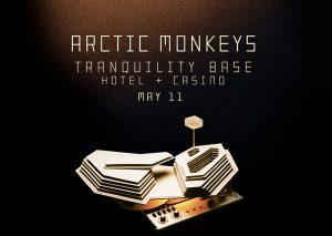Arctic Monkeys 2018
