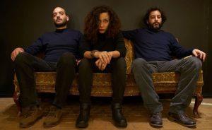 Maryam Saleh, Maurice Louca & Tamer Abu Ghazaleh