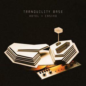 Arctic Monkeys - Tranquility Base Hotel & Casino