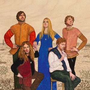 TREMBLING BELLS – DUNGENESS