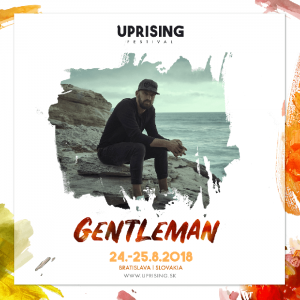Uprising 2018 Gentleman