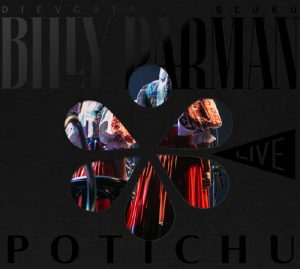 Billy Barman - Potichu cd