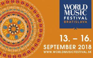 World Music Festival Bratislava 2018