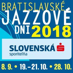 Bratislavské jazzové dni 2018