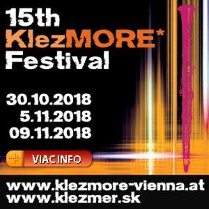 Klezmore festival