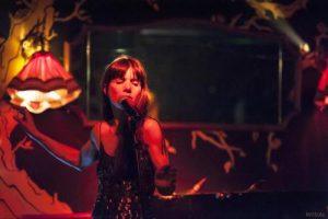 Marina Cedro live