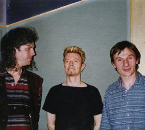Bowie - Sono Studio