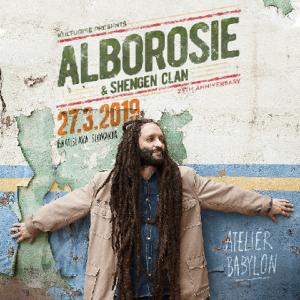 Alborosie Bratislava