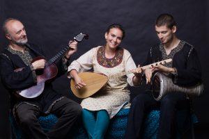 Guessous Meshi Trio