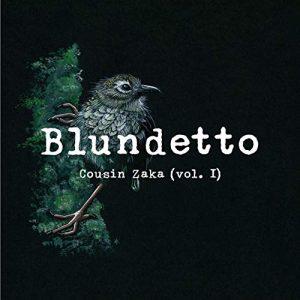 Blundetto – Coussin Zaka Vol. 1