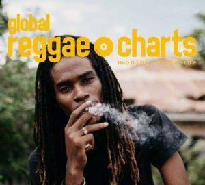 Global Reggae Charts - Marec 2019