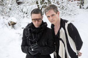 Birgir Þórarinsson og Daníel Ágúst Haraldsson