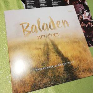 Pressburger Klezmer Band - Baladen (vinyl)