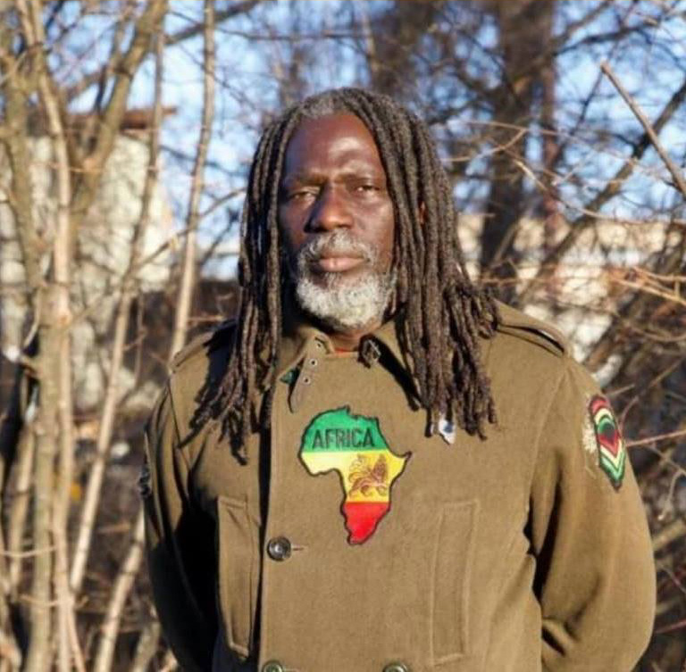 TIKEH JAH FAKOLY ON THE NEW ALBUM SAYS, THAT THE WORLD IS