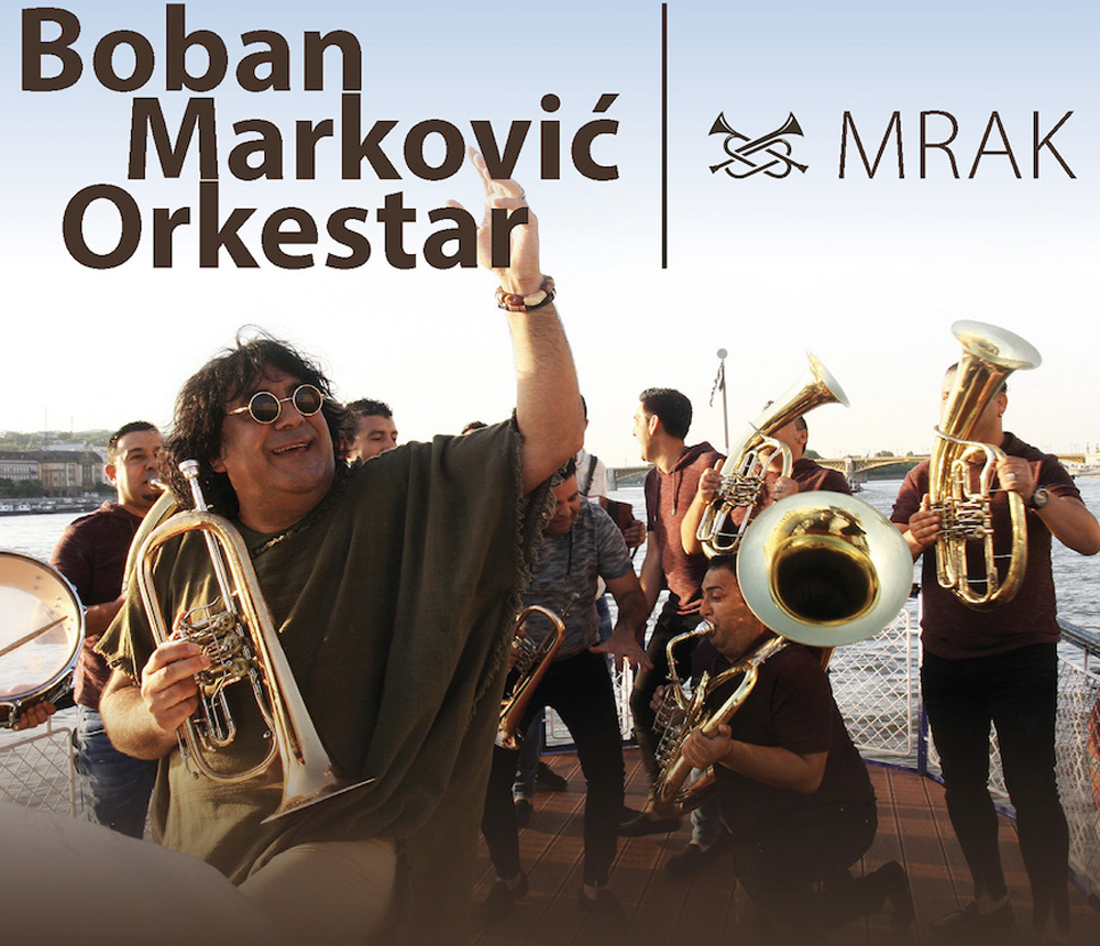 Boban Markovič Orkestar . Mrak
