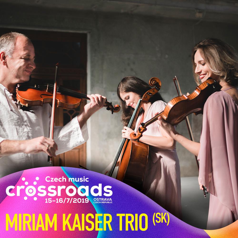 Miriam Kaiser Trio
