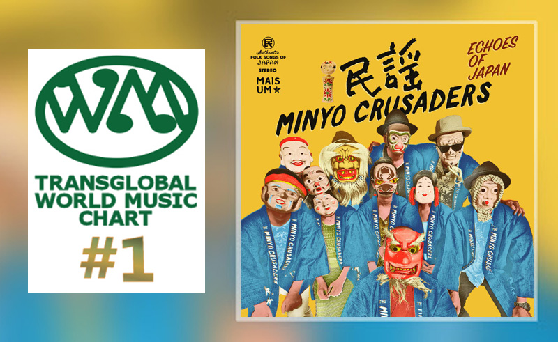 Minyo Crusaders Tranglobal World Music Charts