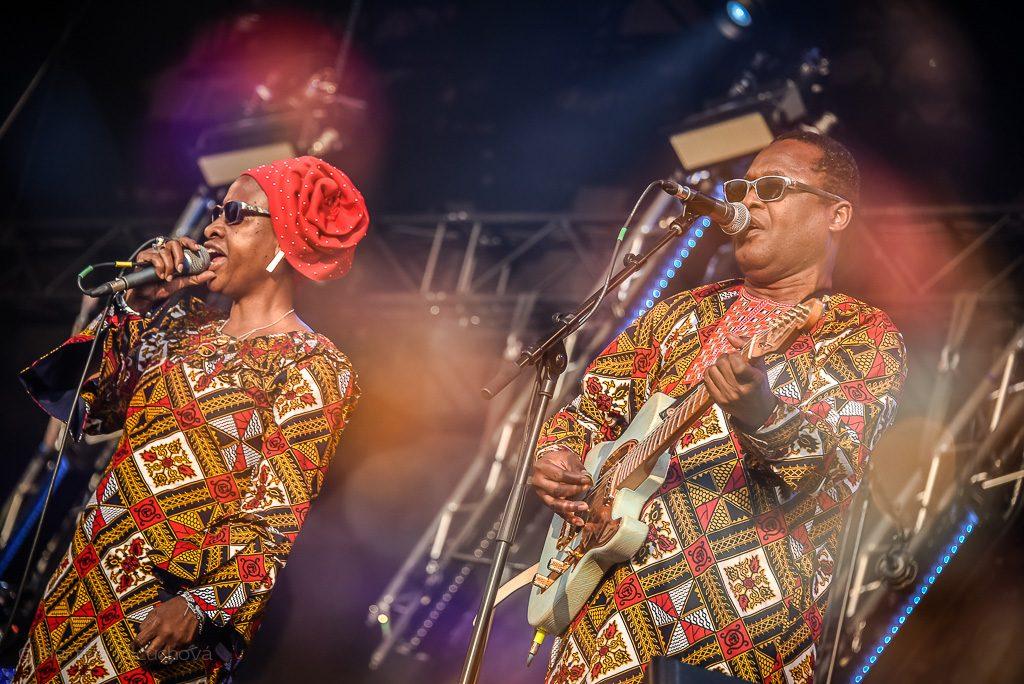 Amadou Et Maryam - Pohoda 2019