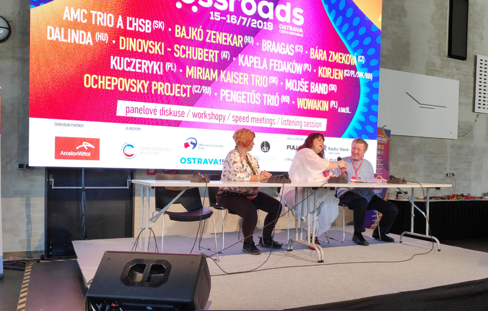 Czech Music Crossroads 2019  - 2