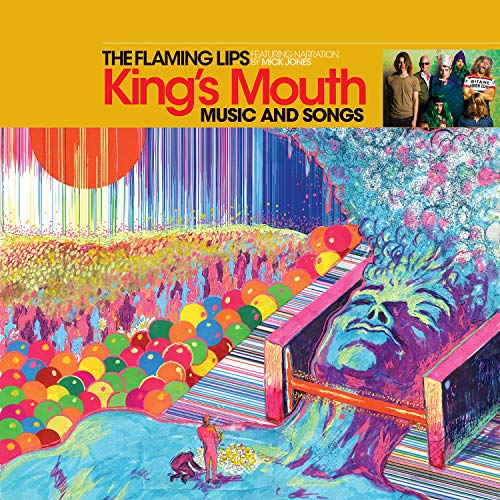 Flaming Lips - King's Mouth: Music and Songs
