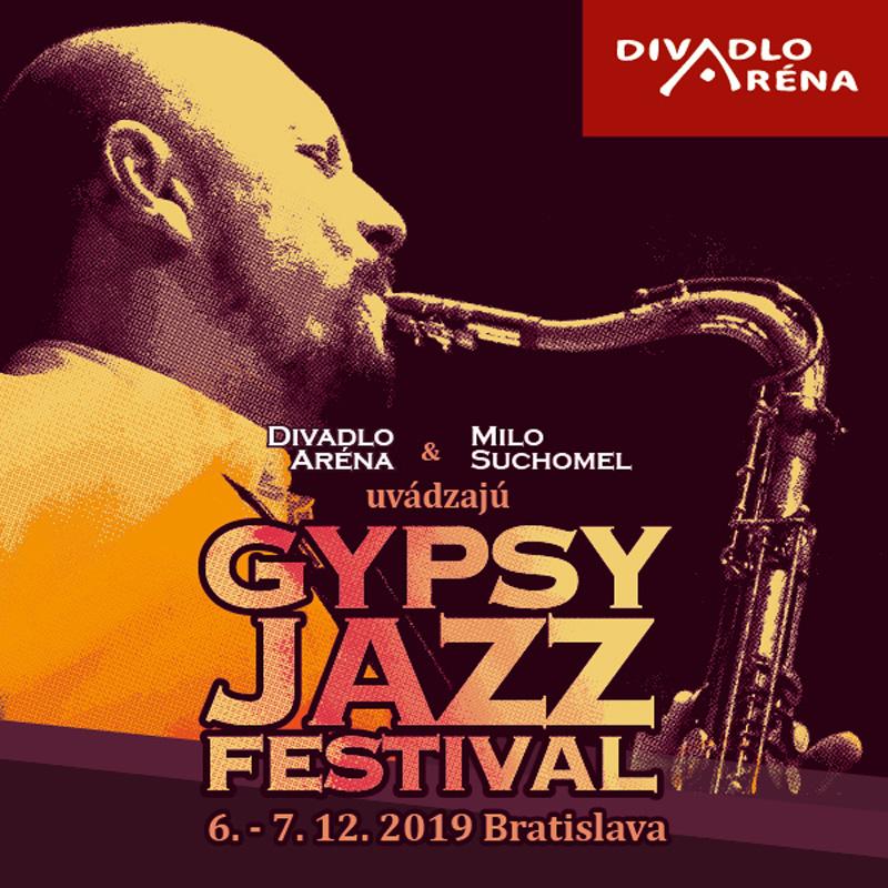 Gypsy jazz festival 2019