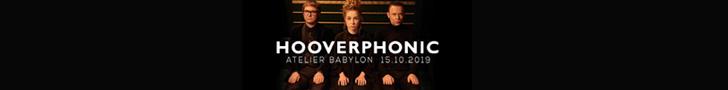 Hooverphonic Bratislava