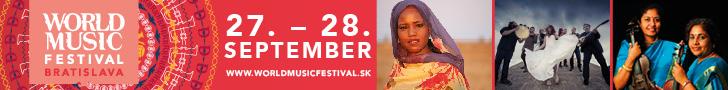 World Music festival Bratislava 2019