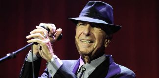 Leonard Cohen 2016