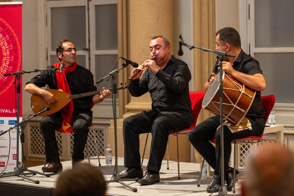 Emre Gultekin, Vardan Hovanissian, Marat Jeremian