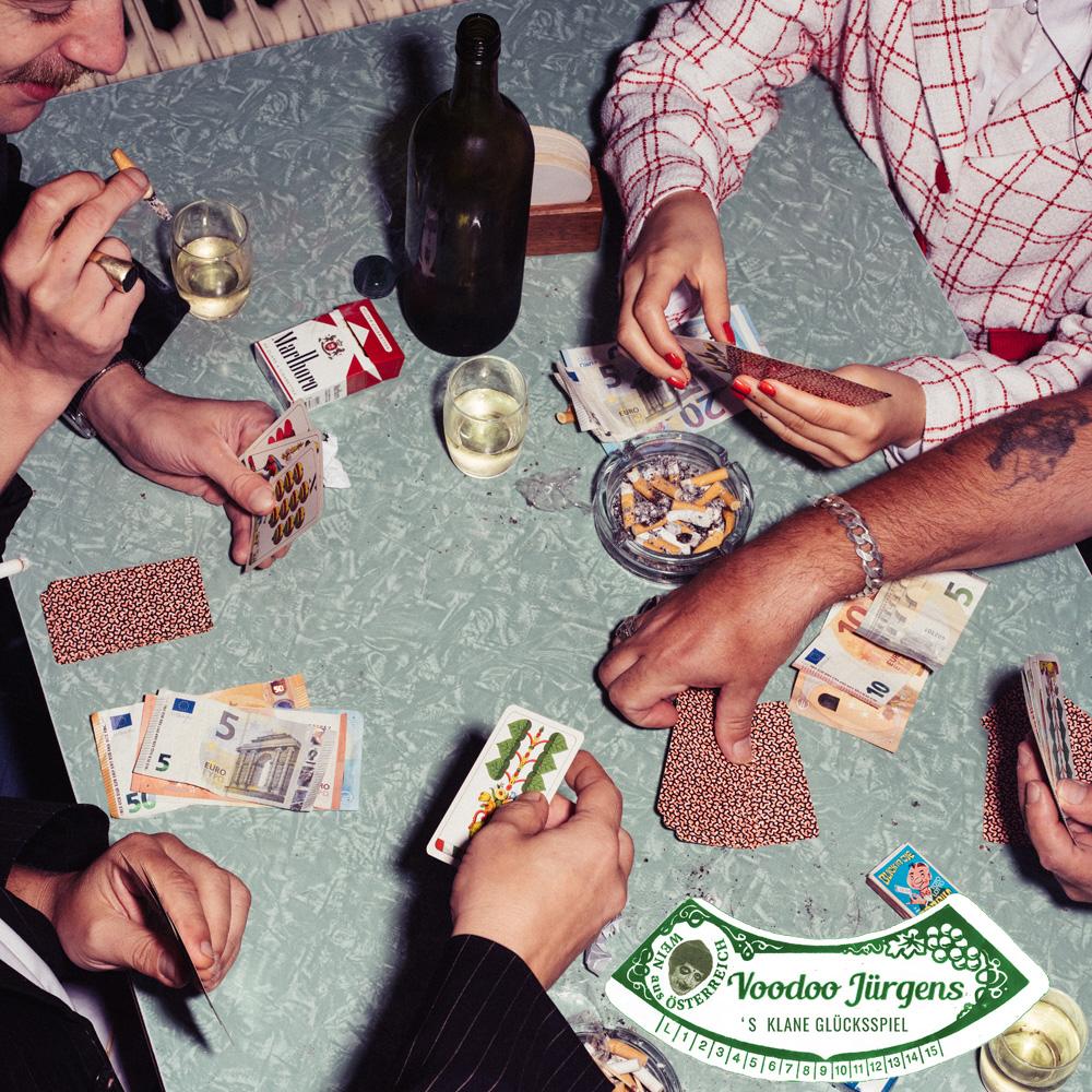 Voodoo Jürgens  - S klane Glücksspiel.