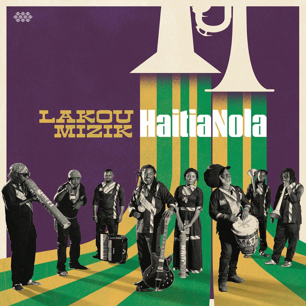Lakou Mizik - Haitia Nola - album