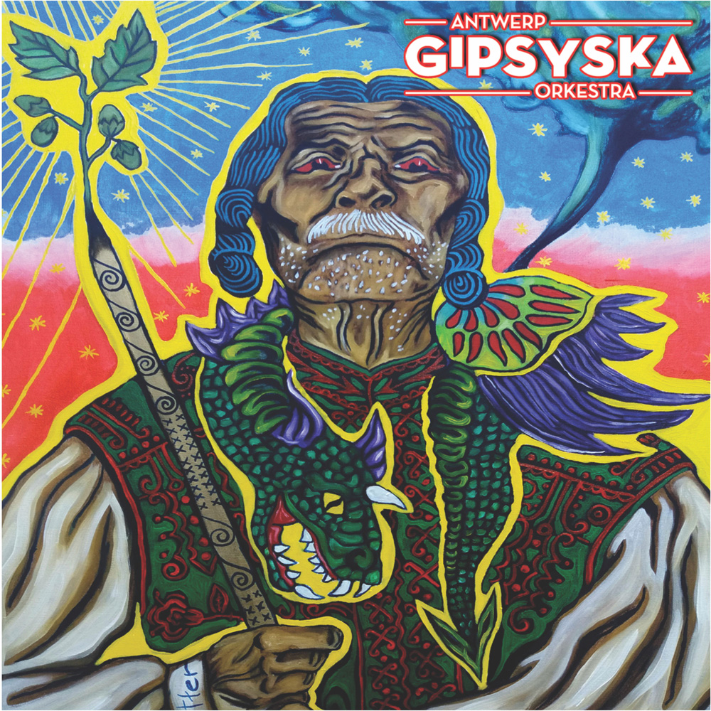 Antwerp Gipsy Ska Orkestra - Duivelsblauw