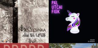 Maďarské albumy 2019
