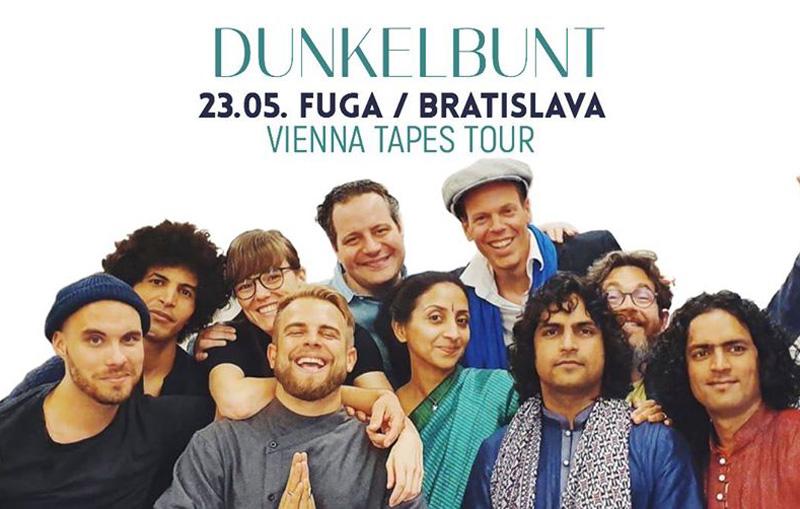 Dunkelbunt koncert