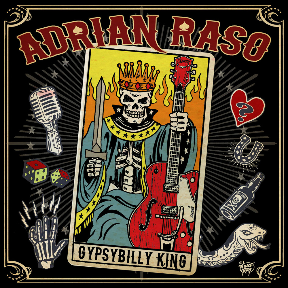 Adrian Raso - Gypsybilly King